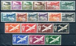 A.E.F   ( Afrique Equatoriale Française ) PA   22/28 * + 30/41 * - A.E.F. (1936-1958)
