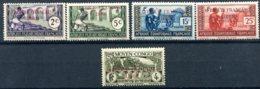 A.E.F   ( Afrique Equatoriale Française )  Entre Le 93 Et Le 101 * - A.E.F. (1936-1958)