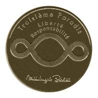 Monnaie De Paris , 2013 , Paris , Troisième Paradis , Michelangelo Pistoletto - Monnaie De Paris