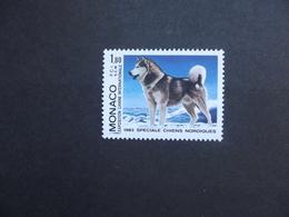 Monaco    Hunde  1983     ** - Chiens