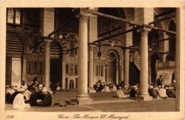 CPA Lehnert & Landrock 1096 Cairo - The Mosque El Mouayad EGYPT (917632) - Caïro