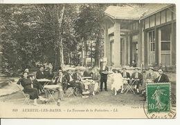 70 - LUXEUIL LES BAINS / LA TERRASSE DE LA POTINIERE - Luxeuil Les Bains