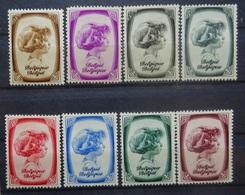 BELGIE  1938    Nr. 488 - 495   Postfris **  CW  70,00 - Belgique