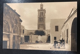 Tunis. Mosquée Vue Du Château 10. LL - Tunisia