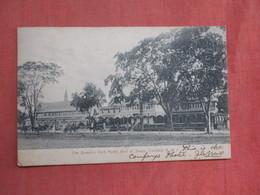 The Queen's Park Hotel    Port Of Spain   Trinidad   Has Stamp & Cancel      Ref 3761 - Trinidad