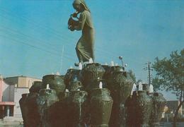 IRAQ BAGHDAD KAHRAMANA FOUNTAIN POSTCARD - Iraq