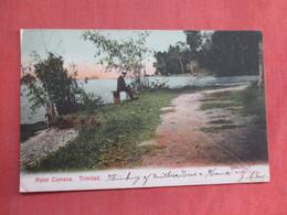 Point Cumana  Trinidad   Has Stamp & Cancel      Ref 3761 - Trinidad