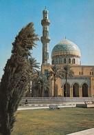 IRAQ BAGHDAD - MARTYR MOSQUE POSTCARD - Iraq