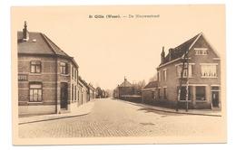 St Gillis Waas Nieuwestraat - Sint-Gillis-Waas