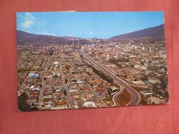 Avenue Bolivar  Caracas  Venezuela  Has Stamp & Cancel      Ref 3761 - Venezuela