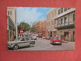 Reid Street  Hamilton Bermuda  Has Stamp & Cancel      Ref 3761 - Bermuda