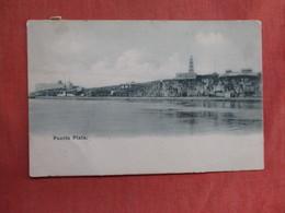 Puerto Plata    Dominican Republic   Has Stamp & Cancel      Ref 3761 - Dominican Republic