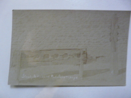 CARTE PHOTO - Dispositif Destiné à Maintenir Des Prisonniers - Postkaarten