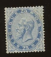 40* Charnière Et Petit Ami Ncissement  Très Beau D'aspect Cote 700,-€ - 1883 Leopold II