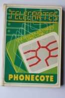 CATALOGUE DE COTES TELECARTES  1992  1993 - Tarjetas Telefónicas