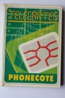 CATALOGUE DE COTES TELECARTES  1992  1993 - Telefonkarten