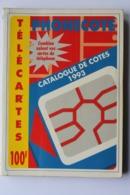 CATALOGUE DE COTES TELECARTES   1993 - Tarjetas Telefónicas