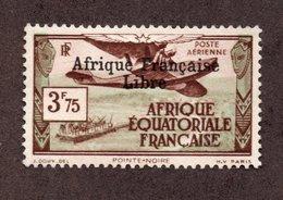 AEF PA N°16 N* TB Et Signé Cote 300 Euros !!!RARE - A.E.F. (1936-1958)