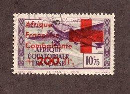 AEF PA N°29 Oblitéré TB Cote 260 Euros !!!RARE - A.E.F. (1936-1958)