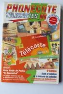 CATALOGUE DE COTES TELECARTES   1998 - Tarjetas Telefónicas