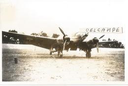 PHOTO AVION POTEZ  63 11   12X8CM - Aviation