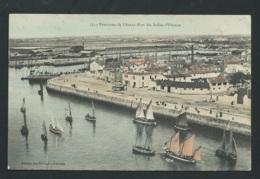 Les Sables D'Olonne -  53 - Panorama De L'avant-Port Des Sables D'Olonne -  Maca0229 - Sables D'Olonne