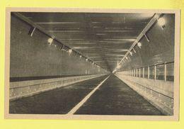 * Antwerpen - Anvers - Antwerp * (Nels, Ern Thill) Tunnel Véhicules Sous L'escaut, Tunnel Onder Schelde, Intérieure - Antwerpen