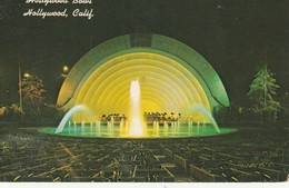 Hollywood Bowl, Hollywood, California The Orchestra Shell And Performing Stage Crowds More Than 20,000 - Los Angeles