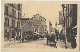Montrouge Rue De Bagneux Le Marché - Montrouge