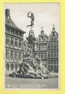 * Antwerpen - Anvers - Antwerp * (Nels, Ern Thill) Sculpteur Jef Lambeaux, Grand'Place, Markt, Fontaine Brabo, Statue - Antwerpen