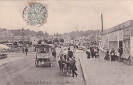 14 Deauville Sur Mer, Vue Sur Trouville - Deauville