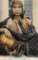 JEUNE FEMME  ARABE - Unclassified