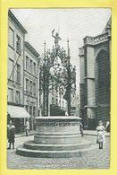 * Antwerpen - Anvers - Antwerp * (EDN VO-DW Anvers) Puits Quinten Matsys, Waterput, Animée, Café, Old - Antwerpen