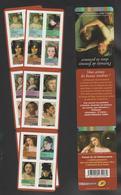 "FRANCE / 2012 / Y&T N° AA 674/685 ** En BC Ou BC674 ** : Bande-carnet ""Femmes/peinture"" (12 TVP LP) X 2 - Carnets"