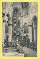 * Melsele (Beveren Waas - Gaverland) * (G. Hermans, Nr 2) Binnenzicht Der Kapel Van Gaverland, Chapelle, Old - Beveren-Waas