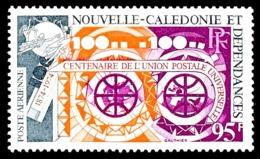 NOUV.-CALEDONIE 1974 - Yv. PA 159 **   Cote= 8,10 EUR - Union Postale Universelle   ..Réf.NCE24810 - Poste Aérienne