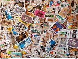 Superbe Lot 1000 Timbres Récents De FRANCE Par Multiple - Stamps