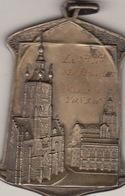 Médaille Ville De Tirlemont De La Société Royale Des Beaux Arts à Monsieur Henri Tonbac - Francia