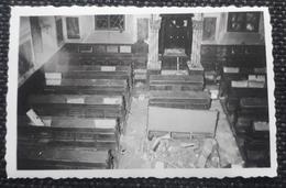 Foto 1938 - Mattersburg JUDENTEMPEL - Fotografía