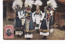 BULGARIE(TYPE) DANSE - Bulgarije