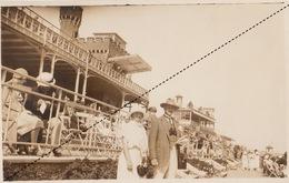 Carte Photo Ostende Hippodrome Grand Prix De 1926 - Oostende