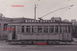 DUNKERQUE : Tramway Ligne Malo Les Bains ;Place Jean Bart; Gare. Bieres Duflos - Dunkerque
