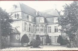 (2070) Vilvoorde - Le Château De Peuthy - Peuthy Kasteel Baetenburg - 1908 - Vilvoorde