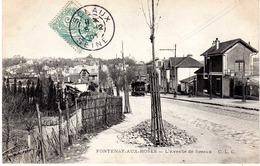 HTS DE SEINE-Fontenay Aux Roses-l'Avenue De Sceaux - CLC - Fontenay Aux Roses