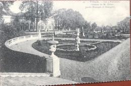 (2072) Vilvoorde - Les Trois Fontaines - Jardin Français Et Orangeries - 1905 - Vilvoorde