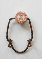Bouchon Porcelaine Fermeture Bouteille  WW1 1914  1918 - 1914-18