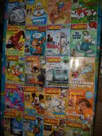 Mickey Le Journal De Mickey Lot De 20 Bd Lot N°4 - Lots De Plusieurs BD