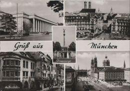 München - U.a. Haus Der Kunst - 1967 - Muenchen