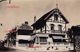 LE TOUQUET : Villa St Yves ; Grande Rue; Aujourd'hui Rue Jean Monnet - Berck