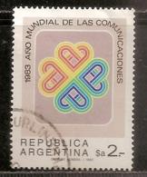 ARGENTINE OBLITERE - Argentina